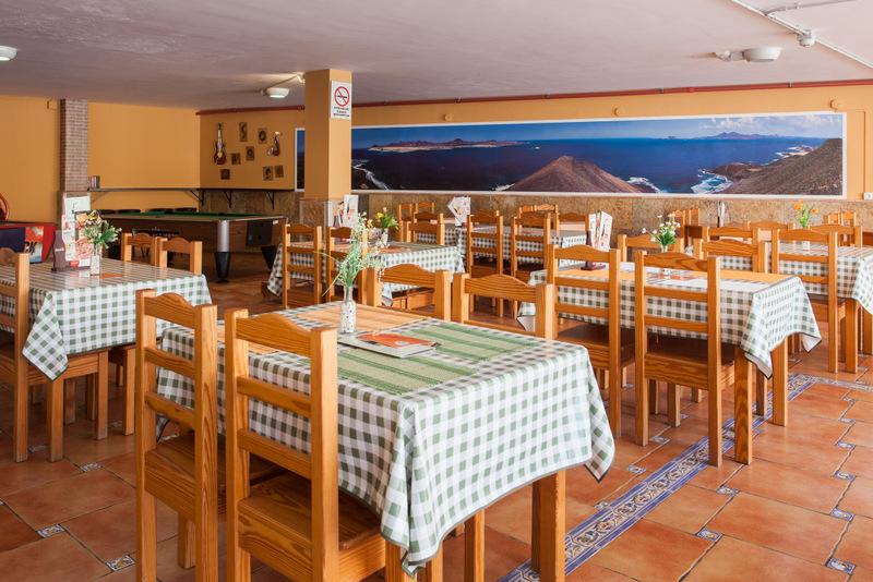 Restaurante - Bar.
